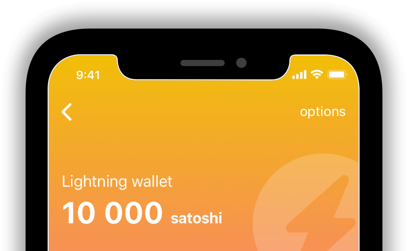lightning wallet bitcoin