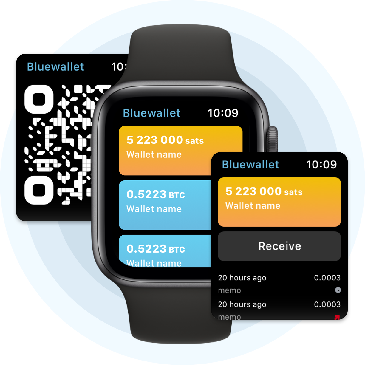 apple watch download bitcoin wallet for ios