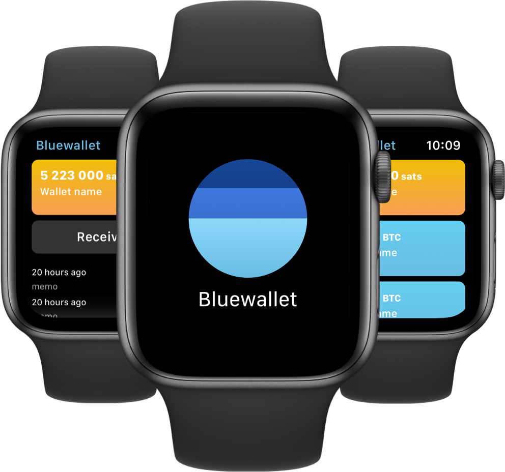 apple watch app for bitcoin